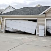 garage door broken spring